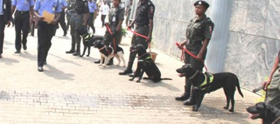 IG LAMENTS HIGH COST OF POLICE DOGS