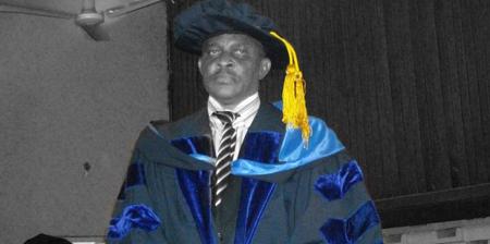 OrijoReporter.com Prof. Joseph Mba