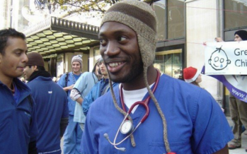 Nigerian-born Doctor Hit By Lorry in US Flown to UK
