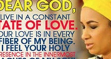 """Ibinabo posts prayer about """"God"""" after bail"""