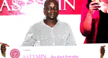 Fish Farmer wins N100K in Ongoing Astymin Promo