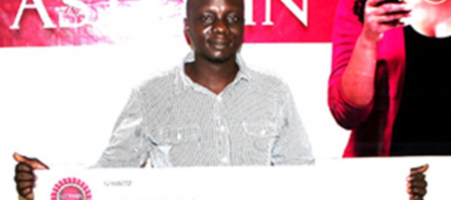Fish Farmer wins N100K in Ongoing Astymin Promo