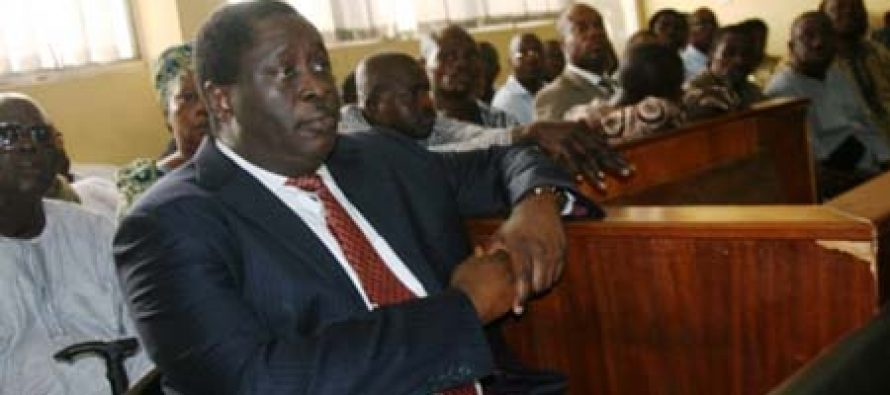 Bankruptcy suit filed by AMCON against Wale Babalakin struck out