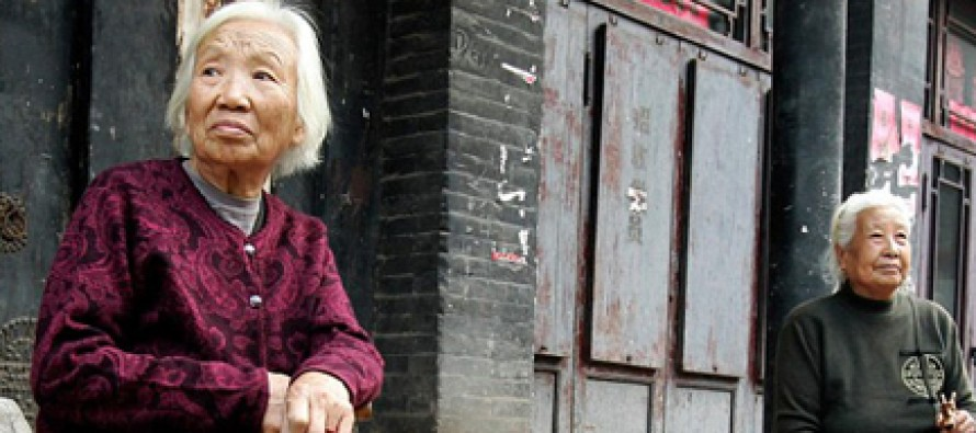 Chinese city set to punish those who don't visit their elderly parents