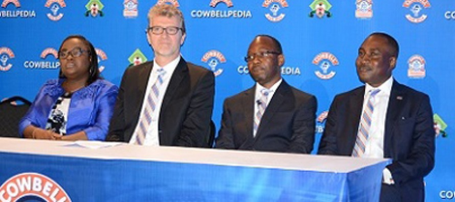 PROMASIDOR SHINES WITH COWBELLPEDIA
