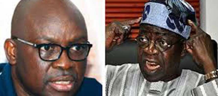 Fayose Reveals Lesson he Learnt From Tinubu