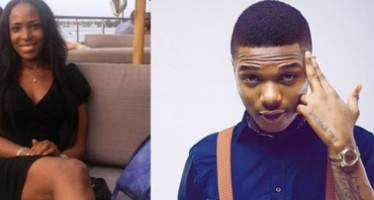 My director slept with you, Wizkid tells Linda Ikeji