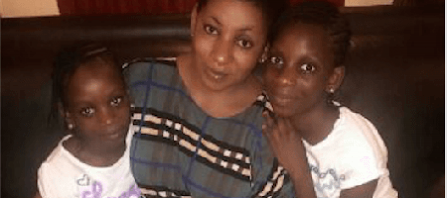 "Actress Mide Martins says ""My husband abandoned me and 5 children"""