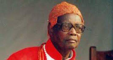 Oba of Benin is dead