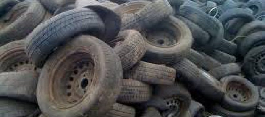 SON Impounds N10m worth Substandard tyres