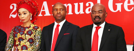 OrijoReporter.com, Shareholders Applaud Zenith Bank Management, Approve N57bn Dividend
