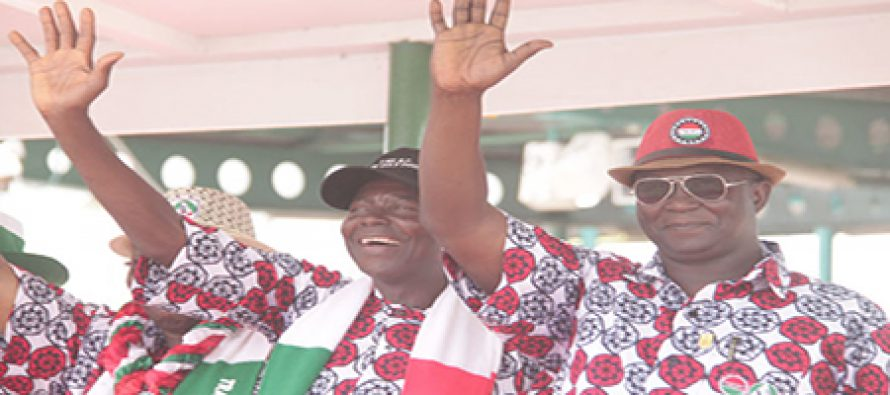 Fuel hike protest: NLC, TUC, in N2.3b blackmail scandal