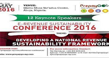 E-Revenue Conference to hold in Abuja