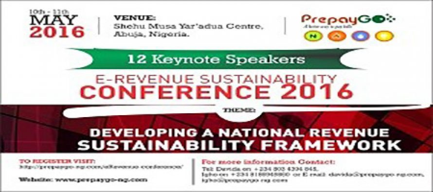 E-Revenue Conference to hold in Abuja