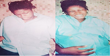 OrijoReporter.com, Omotola shares pregnant throwback photos