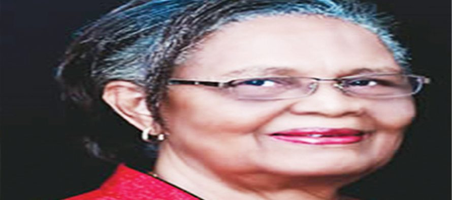 Profs Grace Alele Williams, Hilary Inyang, others,  for world environment day forum in Lagos