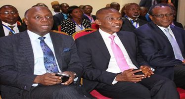AMCON AMP induction event in Abuja
