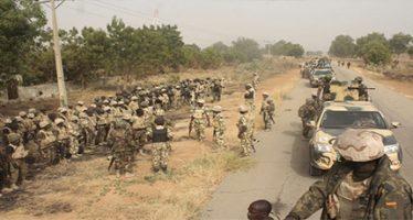 Boko Haram: Soldiers escape death in bomb blast