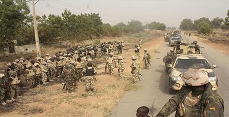 OrijoReporter.com, Boko Haram: Soldiers escape death