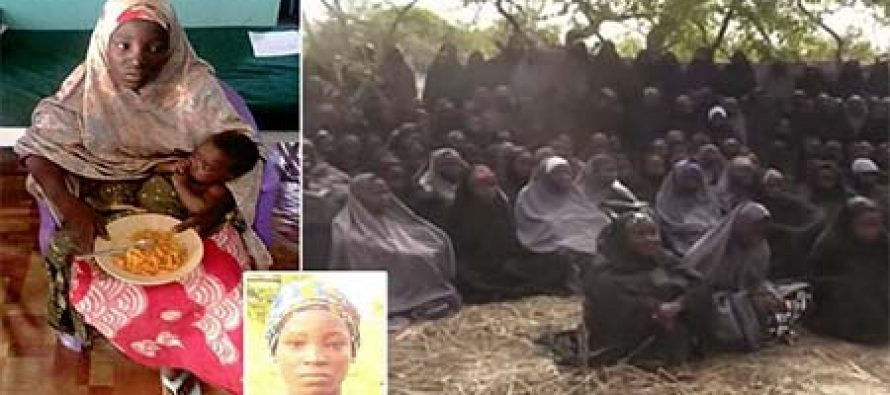 Rescued Chibok girl's mother survives two suicide attempts