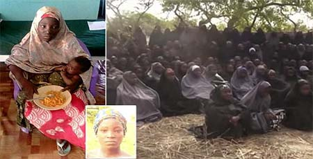 OrijoReporter.com, rescued Chibok girl