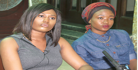 OrijoReporter.com, Yekini's daughters