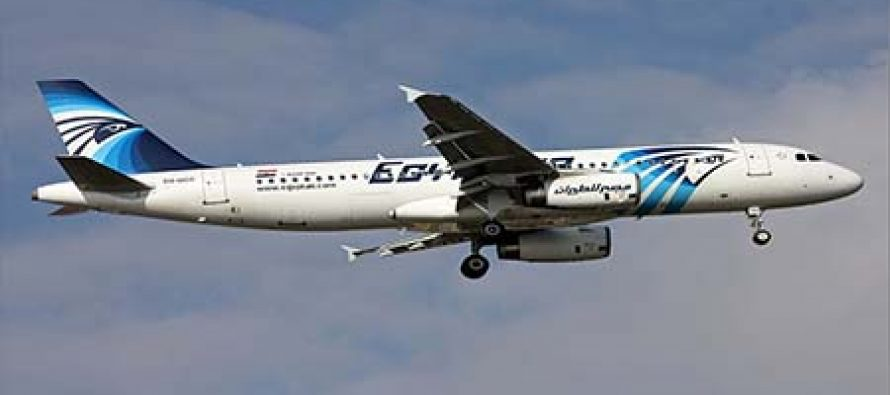 No Nigerians on board ill-fated EgyptAir Flight MS804