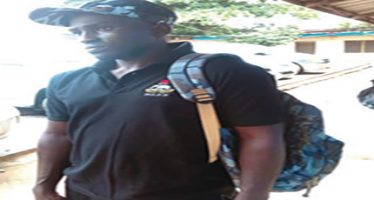 Police applicant arrested for impersonating anti-robbery squad's officer