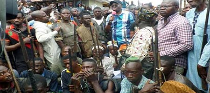 Ekiti goes spiritual to ward off herdsmen