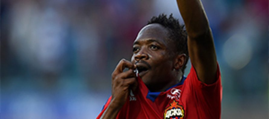 Leicester City have made new offer for Ahmed Musa, claims CSKA manager