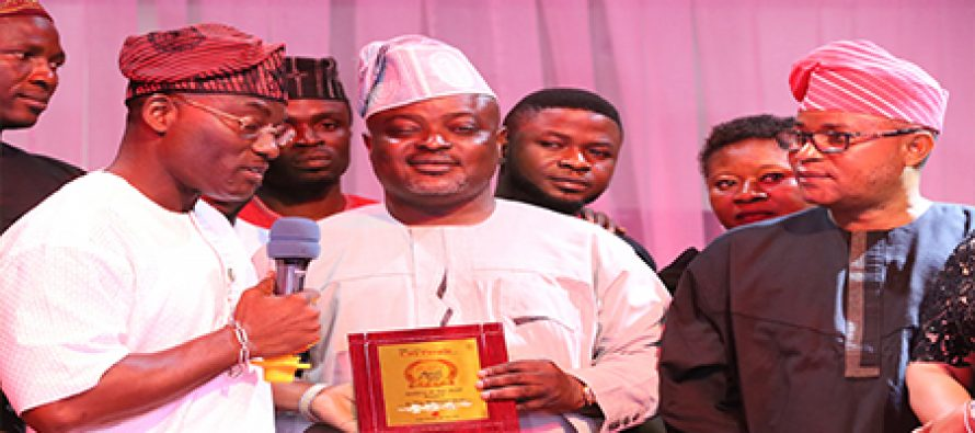 Obasa Wins Speaker of the Year Award