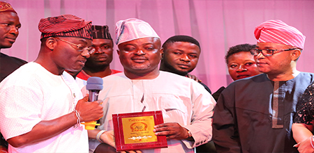 OrijoReporter.com, Obasa wins speaker of the year award