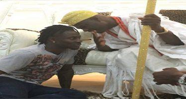 I like Oritse Femi's music – Oba Adeyeye