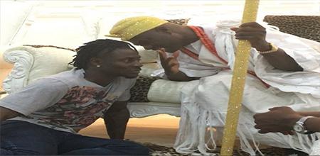 OrijoReporter.com, I like Oritse Femi's music - Oba Adeyeye