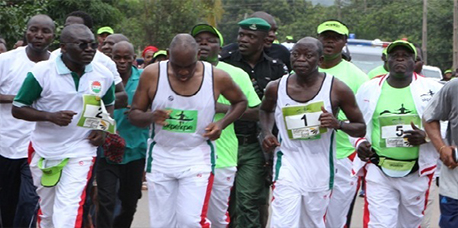 OrijoReporter.com, Oshiomhole abuses Sports minister