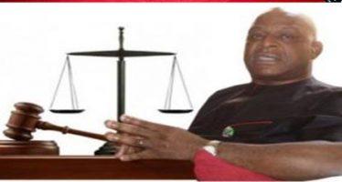 N1. 5bn scam: Ex-NIMASA DG, Omatseye jailed