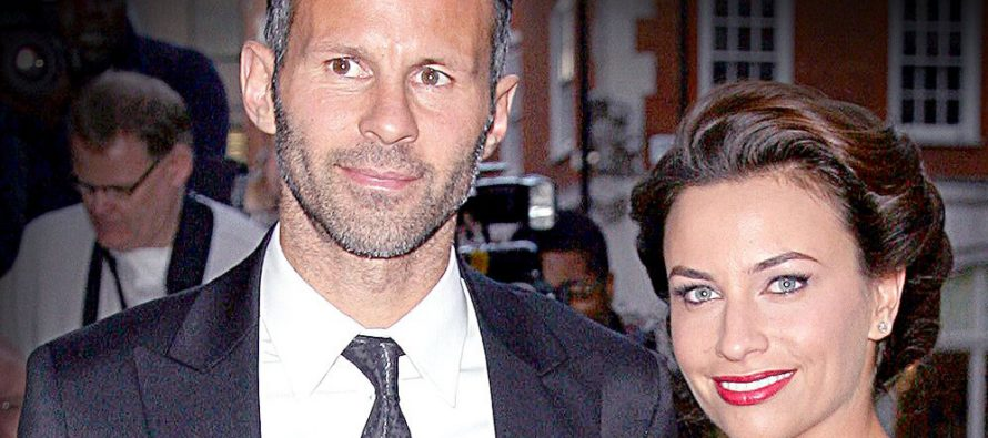 Man U Ryan Giggs, wife, break up after she caught him with waitress