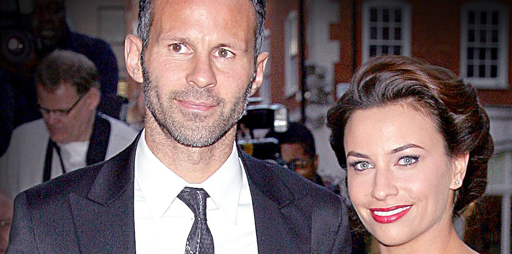 OrijoReporter.com, Man U Ryan Giggs, wife, break up after she caught him with waitress