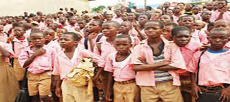 FG to feed 5.5m school children