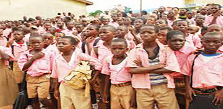 OrijoReporter.com, FG to feed school children