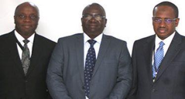 Ceo, Zimbabwe Asset Management Corporation (ZAMCO) visits AMCON