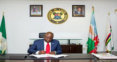 Ambode  names 57 LGs' sole administrators