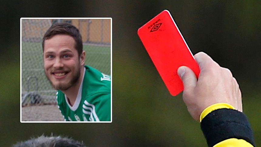 OrijoReporter.com, footballer red carded for farting