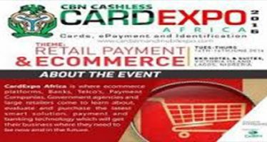 Over 5000 Participants for 2016 CBN Cashless CardExpo