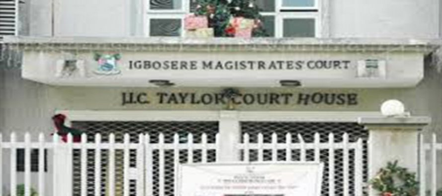 Housemaid docked over alleged  N3m theft
