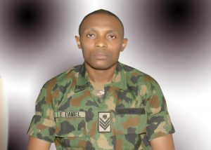 OrijoReporter.com, Boko Haram Amputee soldier