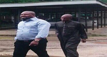 Jonathan's aide, Dudafa, remanded in prison