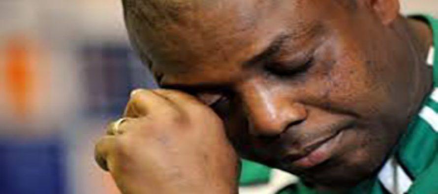 Ex-Super Eagles coach Stephen Keshi is dead