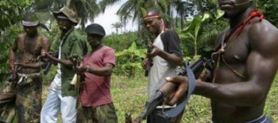 Yoruba militia draw battle line with Ijaw counterparts