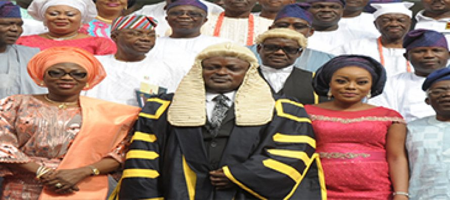 Lagos Assembly Celebrates First Anniversary Of The 8th Legislative Session